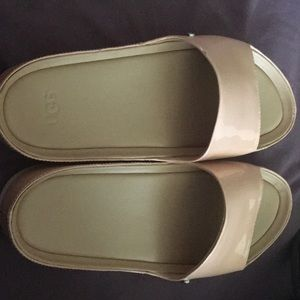 Ugg W Jane Patent sandals